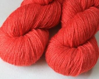 Camulodunum - Boadicea BFL Bamboo hand dyed Sock yarn - 100g