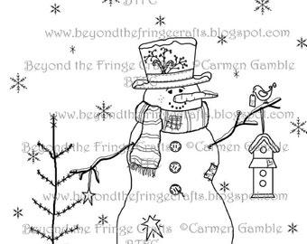 Prim Snowman 2