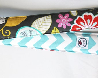 Chevron Crossbody Quick Release Crossbody Camera Strap