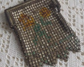 Vintage Purse Child's Whiting and Davis Mesh