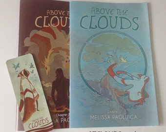 Above the Clouds - Chapter 1 & 2