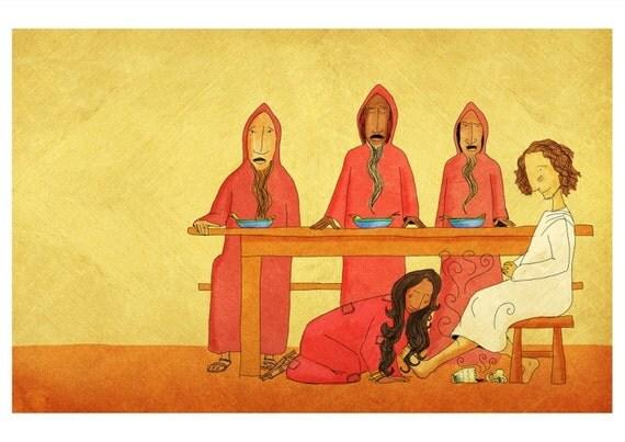 The Jesus Storybook Bible - 72 dpi Digital File (Page 282 - 283)