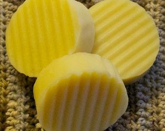 Handmade Soap, Vegan Soap, Plain and Simple, Facial Soap