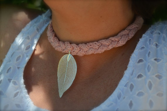 Anne's Necklace: A Knitting Pattern