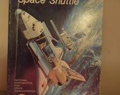 Vintage NASA Space Shuttle 1976 Illustrated Book
