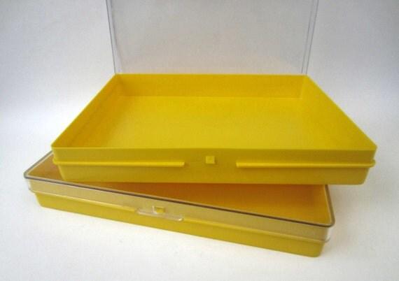 2 boites plastique vintage italiecouture bricolage cuisine - Boite a couture moderne ...