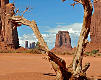 Fine Art Photo of Monument Valley, Arizona