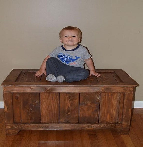 Reclaimed Cedar toy box, blanket chest, coffee table, hope chest ...