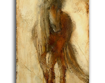 Horse Painting GICLEE PRINT