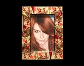 Queen of Hearts Frame...