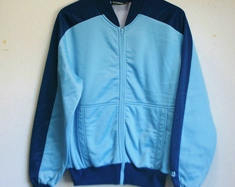 Vintage Wilson Tennis Track Jacket - Made in USA - M/L