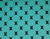 Michael Miller - MId Century Modern - Atomic Dot - Turquoise