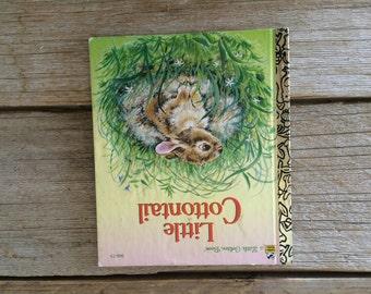 A Little Golden Book, Little Cottontail