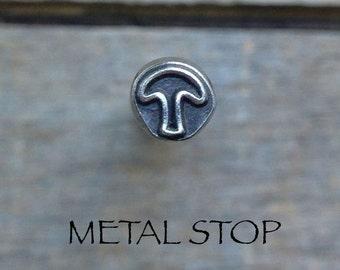 Mushroom - Metal Design Stamp great stamping supplies