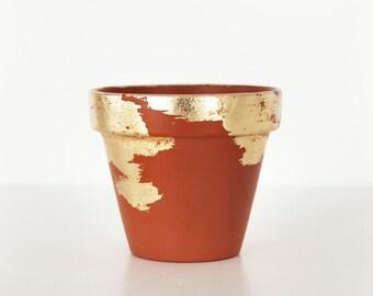 Pot of Gold Leaf