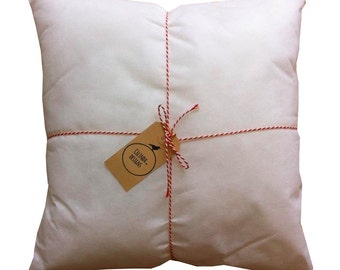 Filling cushion cover 40x40 cm