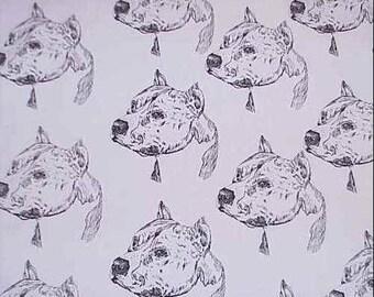 French Bulldog Dog Fabric Fb Hot Diggity Dog Fabrics Novelty