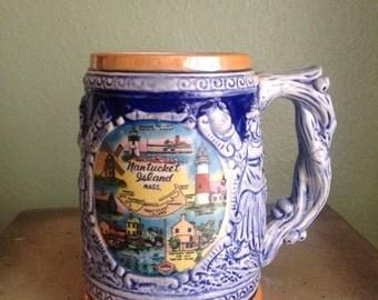 Nantucket Souvenir Mug