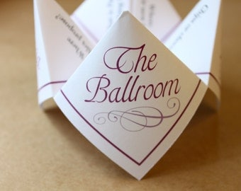 Song Request Cootie Catcher (PDF - PRINTABLE)