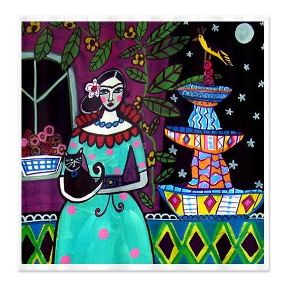 10 Off Frida Kahlo Shower Curtains Colorful By