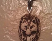 What does the fox say? Essentail Oil Diffuser Necklace