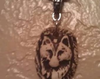 What does the fox say? Essentail Oil Diffuser Pendant