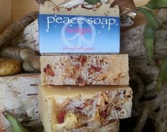 twilight peace soap
