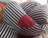 Pregnancy and Breastfeeding Comforting Pillows - Big, Soft and Adorable Colors - Must Haves