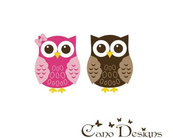 Owl vinyl decal,  Vinyl wall decals stickers, nursery, kids & teens room, removable decals stickers