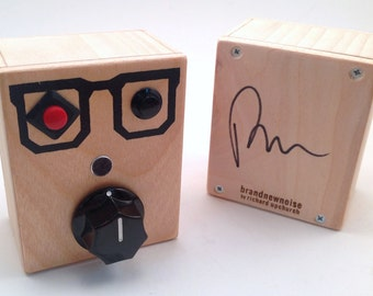 Black Keys' Patrick Carney  limited edition signed voice recorder with pitch control