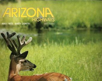 Arizona Highways Magazine May 1973