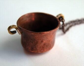 Cauldron Necklace