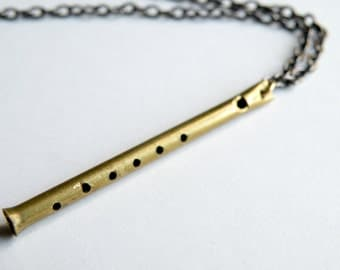 Pied Piper Necklace