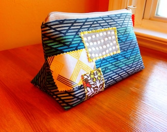 Patches Toiletry Bag