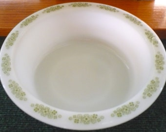 Anchor Hocking - Springwood - Placesetters Collection - # 1077 - Read Below -  9 In. Round Vegetable Bowl