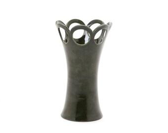 ON SALE Curvy Ruth Vase-- Half Price