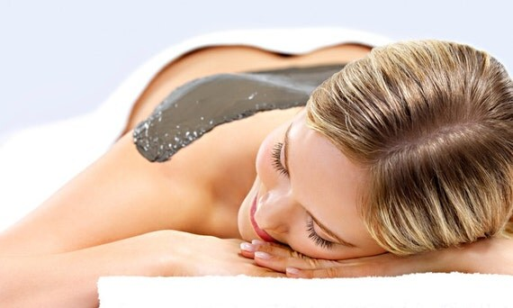 Large Jar Dead Sea Mineral Mud Facial Mask / Body Wrap - Lavender, Chamomile & Frankincense Fortified -Product For All Types of Skin