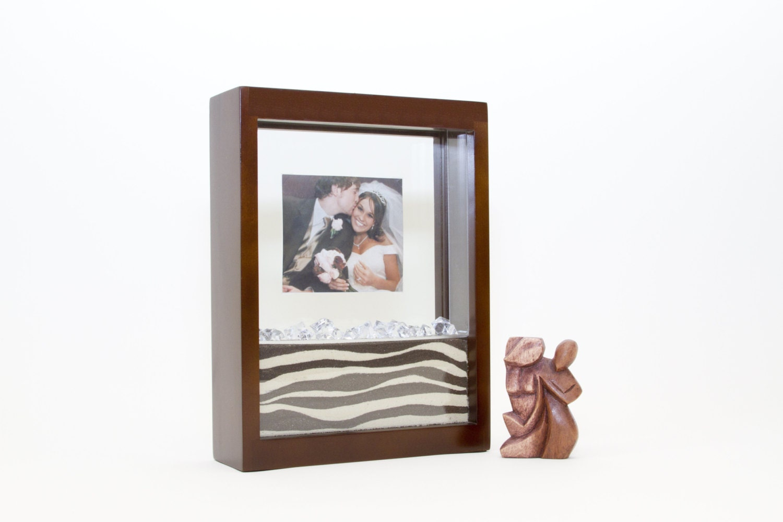 Unity Sand Frame Diy.Unity Sand DIY Glass Shadow Box Wedding ...