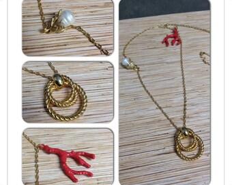 La Petite Mer Long Necklace