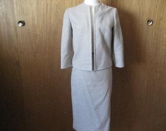 1960 Petti Skirt and Jacket