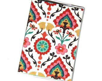 PASSPORT COVER - Indian Floral