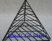 Triangular Pet Cage Mature