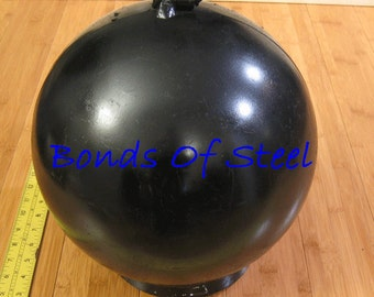 Steel Ball Head Cage Restraint Bonds of Steel BDSM Mature