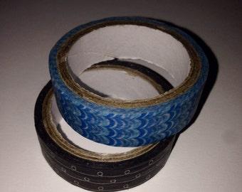 Washi Tape, 1.5 cm x 5 mm Roll