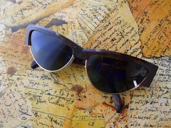 Cat eye vtg RayBan shades sunglasses tortoise retro style