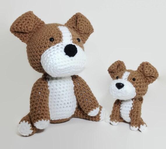 pit bull large stuffed animal american stafford terrier. Black Bedroom Furniture Sets. Home Design Ideas