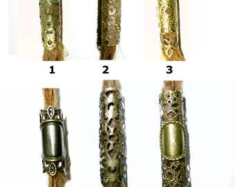 select style: dread bead