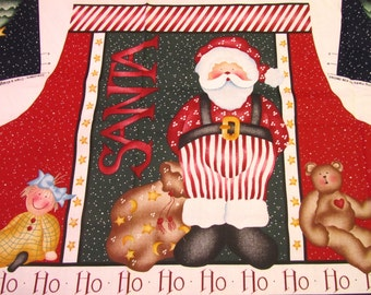 SANTA VEST Pre Cut Kit with Lining Included DIY Christmas Vest by Daisy Kingdom Size Large
