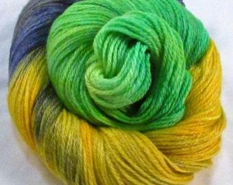 Merino Bamboo Yarn Hand Dyed (AGW29)