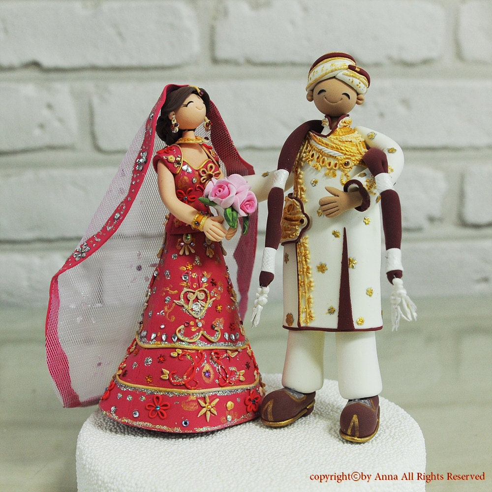 indian wedding cake toppers uk custom wedding cake topper indian gift decoration 16427